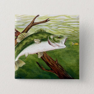 Winning artwork by U. Roy, Grade 6 Pinback Button