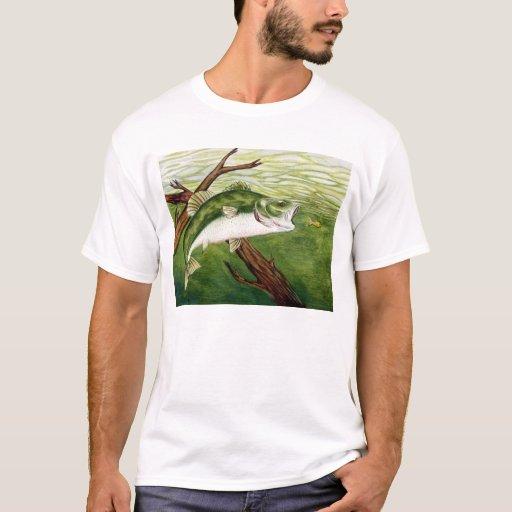 Winning artwork by U. Roy, Grade 6 T-Shirt