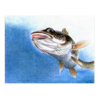 Winning artwork by V. Gindele, Grade 12 Postcard