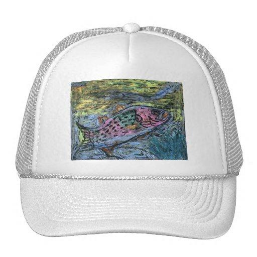 Winning artwork by Y. Seo, Grade 10 Hat