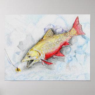 Winning artwork by Z. Xie, Grade 11 Print