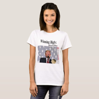 Winning Bigly Adjective T-Shirt
