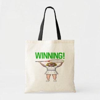 Winning Canvas Bags