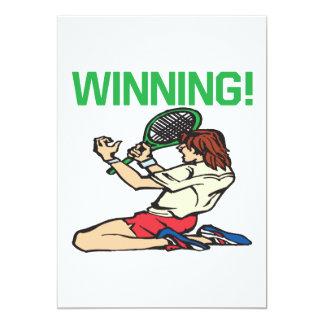 Winning Card