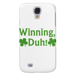 Winning Charlie Sheen Galaxy S4 Case