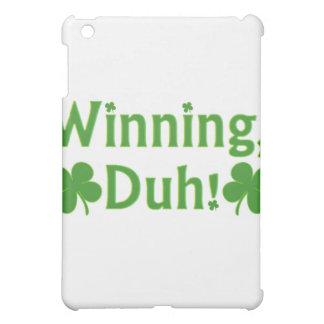 Winning Charlie Sheen iPad Mini Cover