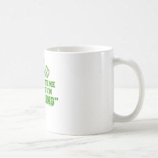 WINNING CLASSIC WHITE COFFEE MUG