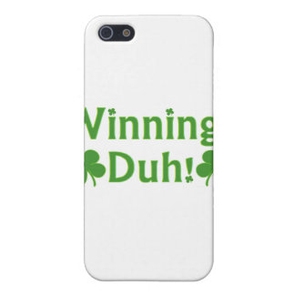 Winning Duh Charlie Sheen iPhone Case Cover For iPhone 5
