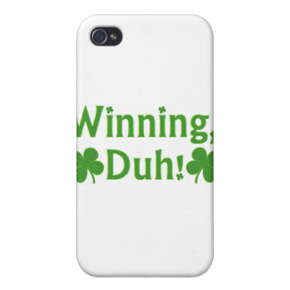 Winning Duh Charlie Sheen iPhone Case Covers For iPhone 4