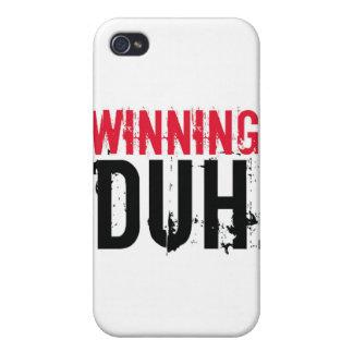 Winning, Duh. iPhone 4 Cases