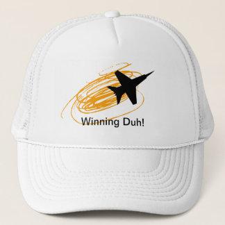 Winning Duh! Trucker Hat