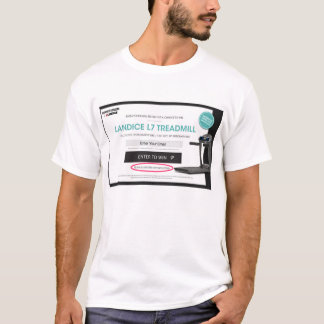 """Winning free things"" Opt-Out Men's T-shirt"