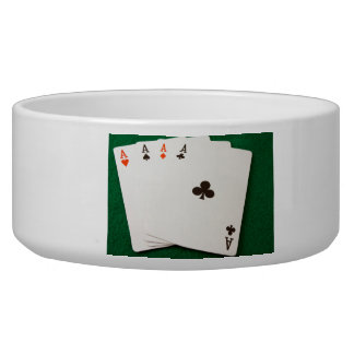 Winning Hand Four Aces Bowl
