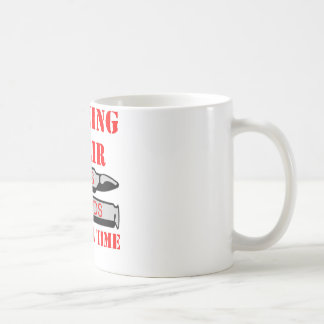 Winning Heart & Minds One Bullet At A Time Mugs