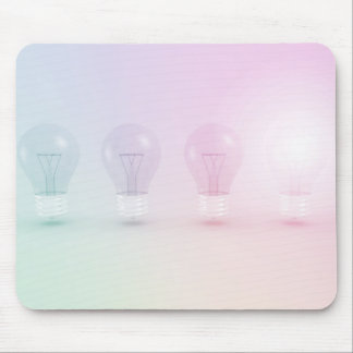 Winning Idea or Business as a Concept Mouse Pad