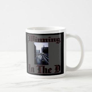 Winning in the D Coffee Mugs