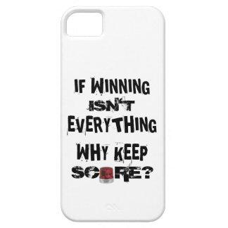 WINNING iPhone 5 CASE