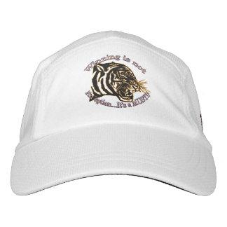 Winning is not an option, it's a must hat
