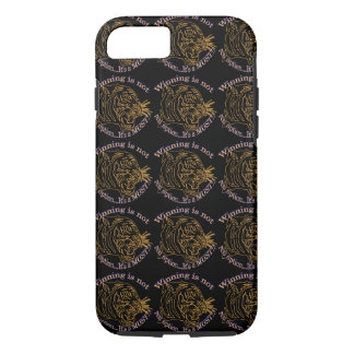 Winning is not an option, it's a must iPhone 8/7 case
