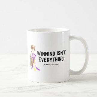 Winning Isn't Everything Coffee Mug