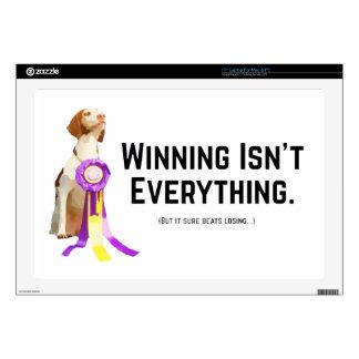 Winning Isn't Everything Laptop Decals
