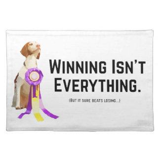 Winning Isn't Everything Placemat
