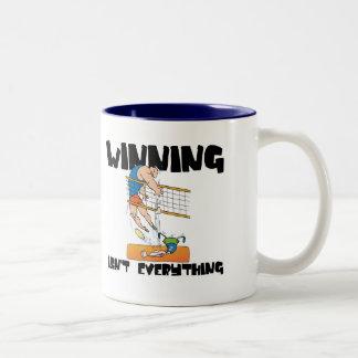 Winning Isn't Everything Volleyball Gift Coffee Mugs