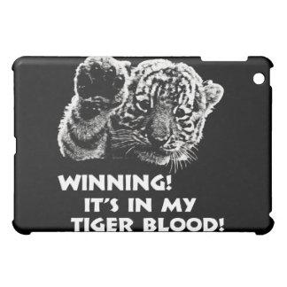 Winning!  It's In My Tiger Blood! iPad Mini Cover