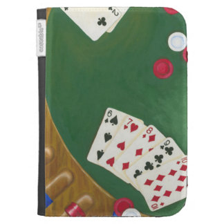 Winning Poker Hand Six Through Ten Case For The Kindle