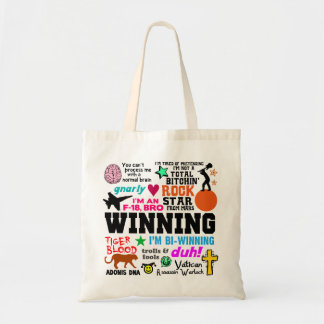 Winning Quotes Bag