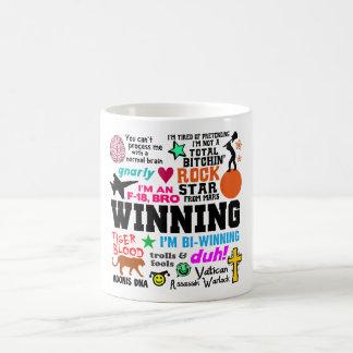 Winning Quotes Mug