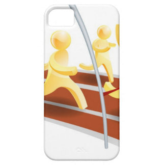 Winning race concept iPhone 5 cover