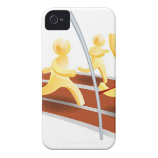 Winning race concept iPhone 4 covers