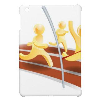 Winning race concept iPad mini cover