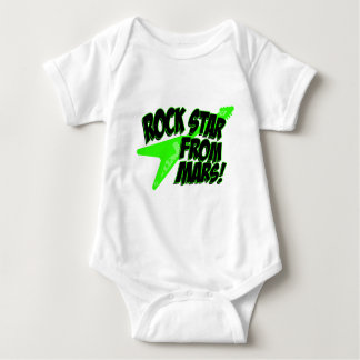 Winning, Rock star, Tiger Blood Baby Bodysuit