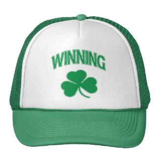 Winning Shamrock Trucker Hat