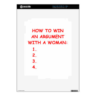 winning iPad 2 skins
