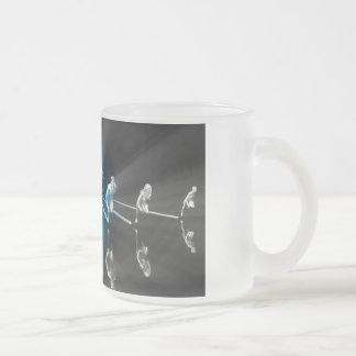 Winning Strategy and Successful Mindset Frosted Glass Coffee Mug