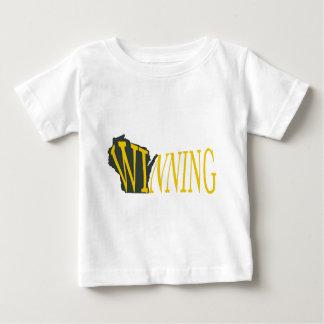 Winning Wisconsin Baby T-Shirt