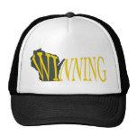 Winning Wisconsin Hats