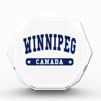 Winnipeg Acrylic Award