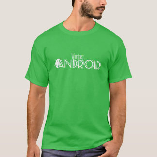 Winnipeg Android Shirt