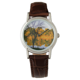 Winnipeg Autumn Wristwatch