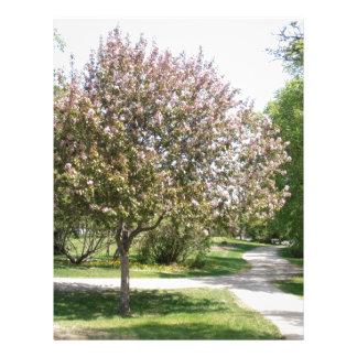 Winnipeg Blossom Letterhead