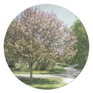 Winnipeg Blossom Plate