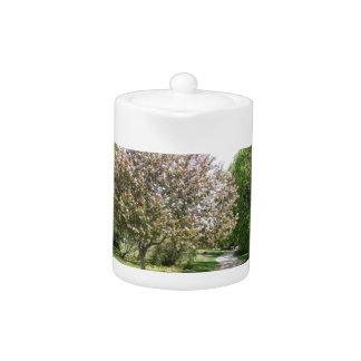 Winnipeg Blossom Teapot