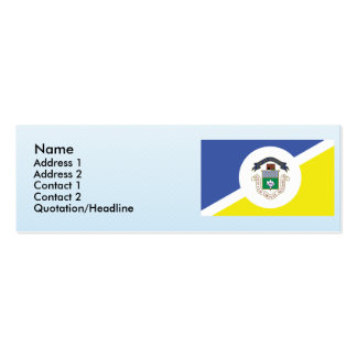 Winnipeg, Canada Business Card Template