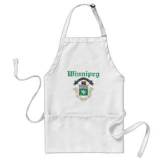Winnipeg designs adult apron