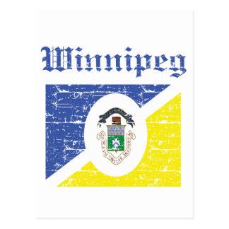 Winnipeg Designs Postcards