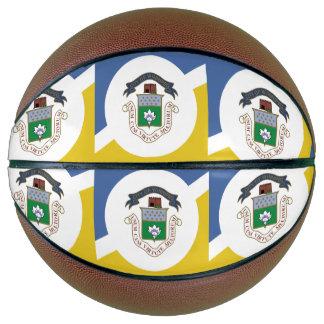 WINNIPEG Flag Basketball